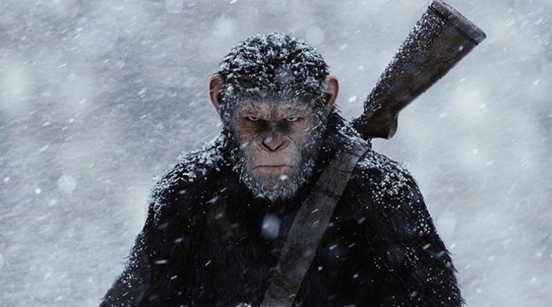 Planeta dos Macacos: AGuerra