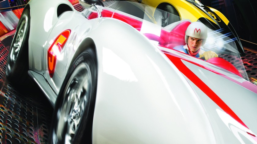 speed racer filme